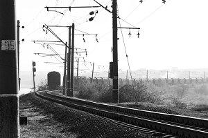 Train Go Away