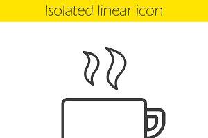 Cup icon. Vector
