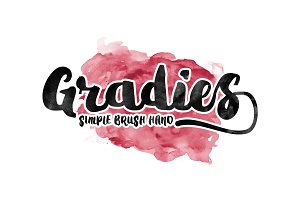 Gradies Brush