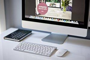 iMac photo
