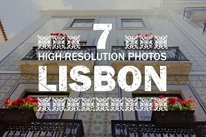 7 high-resolution photos of Lisbon