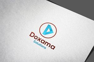 D letter Logo Design