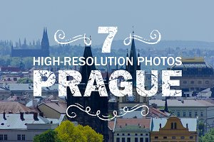 7 High-resolution photos of Prague