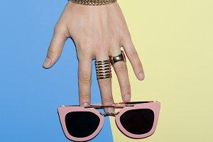 Fashion Sunglasses and Jewerly