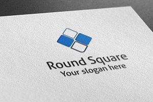Round Square Logo