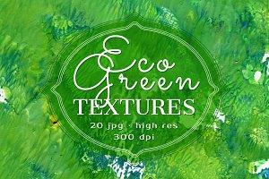 ECO Green Textures