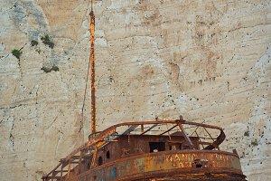 Ship Panagiotis, Shipwreck Zakynthos