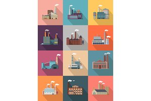 Building Plant or Industrial Factory