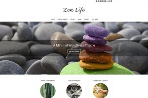 Zen Life WordPress Theme
