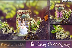 The Cherry Blossom Fairy