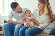 Babies are little bundles of cuteness!