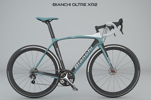 Racing Bike Model: Bianchi Oltre XR2
