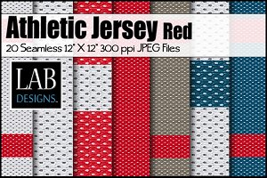 20 Athletic Jersey Fabric Textures