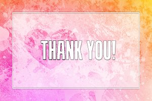 Website Banner: Thank you page