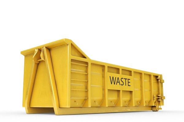 3D Urban: Tedi Permana - Waste Container