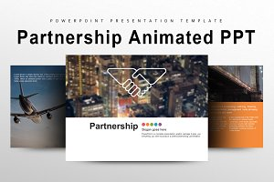 Partnership Animated PPT