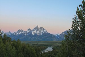 Snake River // WY