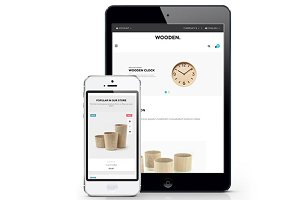 Ap WOODEN PRESTASHOP THEME