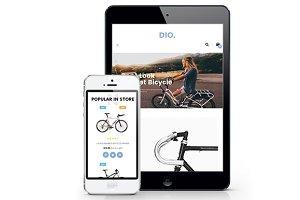 Ap Dio Bike