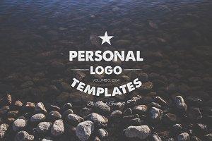 Personal Name Logos Vol. 3
