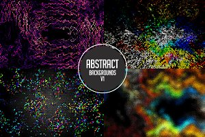 Abstract Backgrounds (High Res)