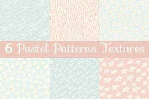 PASTEL Patterns Textures