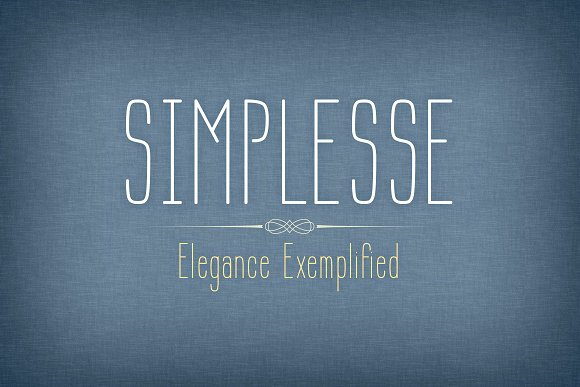 Simplesse