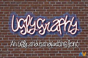 Uglygraphy
