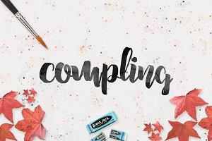 Compling.