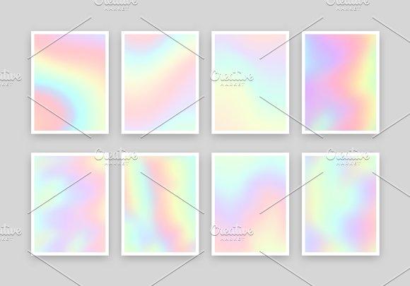Trend Alert: The Hologram Design Trend ~ Creative Market Blog