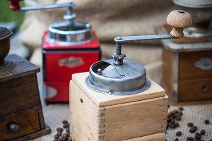 Coffee grinders 2