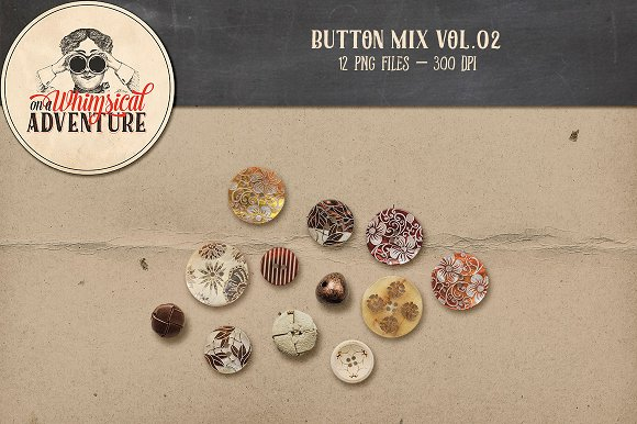 Button Mix Vol02