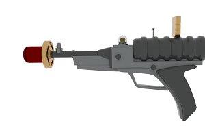 LIS Laser Gun Pistol