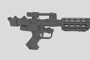 High Laser Gun