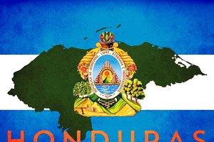 Honduras poster