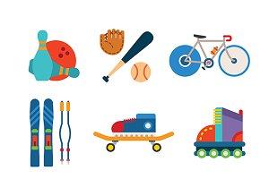 Sports iconset