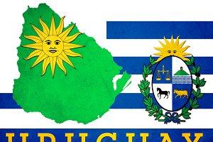 Uruguay poster