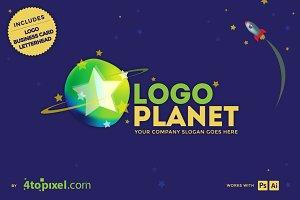 Logo Planet Branding Kit