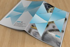 Bifold Business Brochure-V08