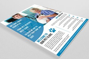 Pet Clinic Flyer-V13