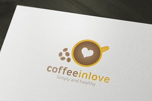 Coffee In Love Logo