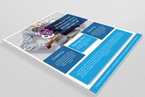 Corporate Flyer Template-V15