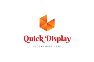 Quick Display Logo