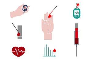 Diabetic Icons