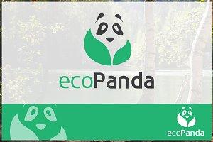 Eco Panda Logo