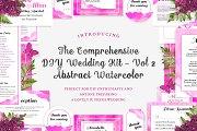 The Comprehensive DIY Wedding Vol 2