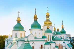 St. Sophia Cathedral . Kiev, Ukraine