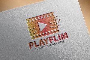 Play Flim Logo