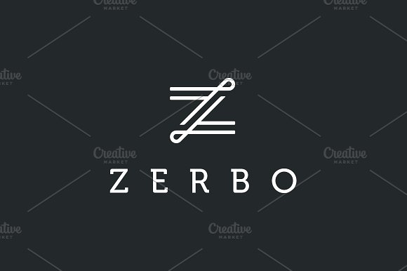Zerbo - Letter Z Logo