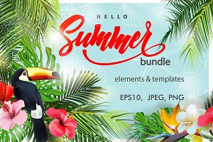 Hello Summer Bundle.